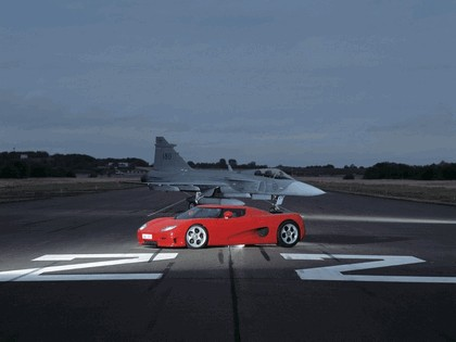 2002 Koenigsegg CC8S 6