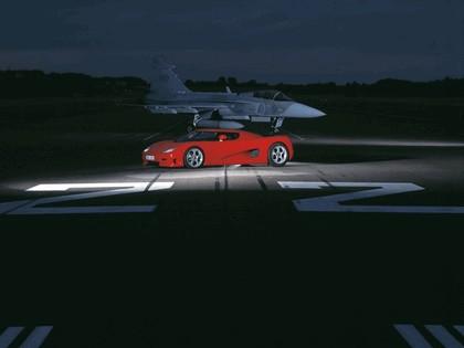 2002 Koenigsegg CC8S 8