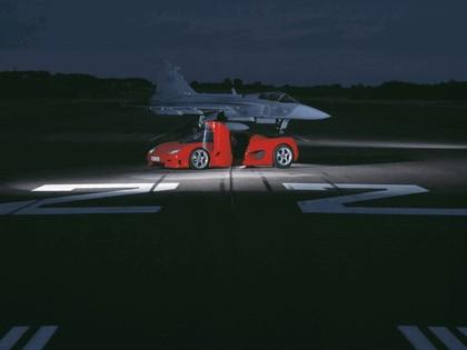 2002 Koenigsegg CC8S 9