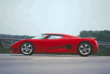 2002 Koenigsegg CC8S 12