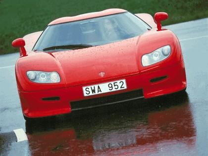 2002 Koenigsegg CC8S 15
