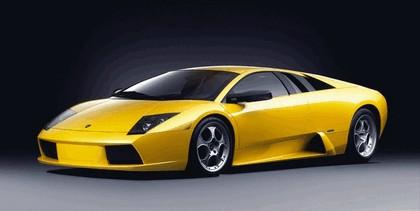 2002 Lamborghini Murciélago 1