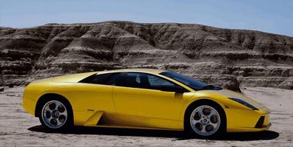 2002 Lamborghini Murciélago 7