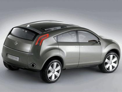 2004 Nissan Qashqai concept 2