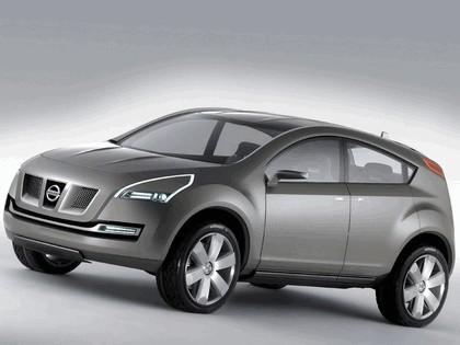 2004 Nissan Qashqai concept 4