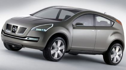 2004 Nissan Qashqai concept 5