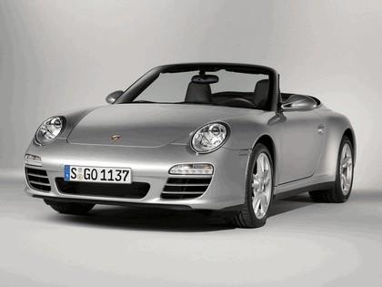 2009 Porsche 911 ( 997 ) Carrera 4 cabriolet 1