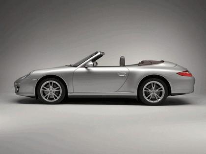 2009 Porsche 911 ( 997 ) Carrera 4 cabriolet 2