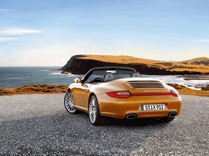 2009 Porsche 911 ( 997 ) Carrera 4 cabriolet 4