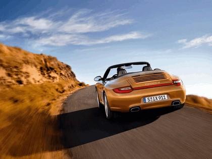 2009 Porsche 911 ( 997 ) Carrera 4 cabriolet 5