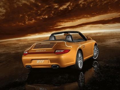 2009 Porsche 911 ( 997 ) Carrera 4 cabriolet 7