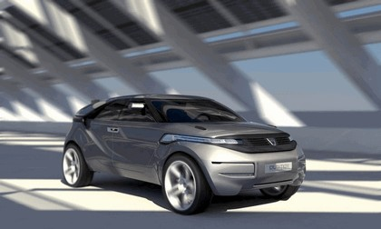 2009 Dacia Duster concept 19