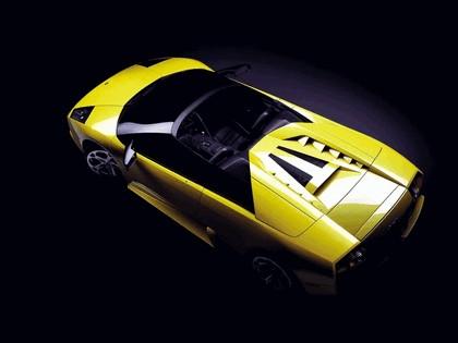2002 Lamborghini Murciélago Barchetta concept 1