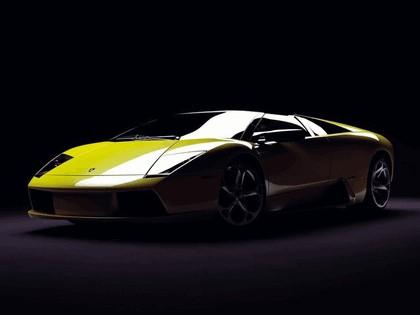 2002 Lamborghini Murciélago Barchetta concept 2