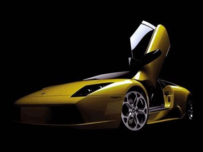 2002 Lamborghini Murciélago Barchetta concept 4