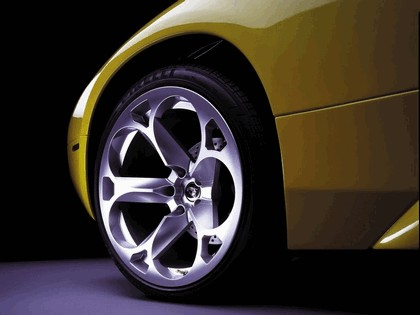 2002 Lamborghini Murciélago Barchetta concept 5