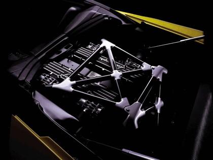 2002 Lamborghini Murciélago Barchetta concept 6