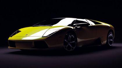 2002 Lamborghini Murciélago Barchetta concept 8