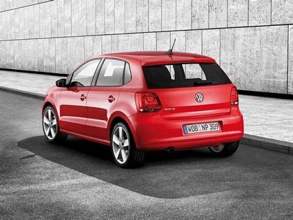 2009 Volkswagen Polo 4
