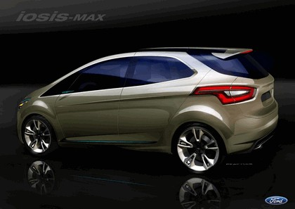 2009 Ford Iosis MAX concept 19