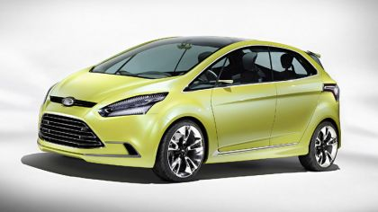 2009 Ford Iosis MAX concept 4