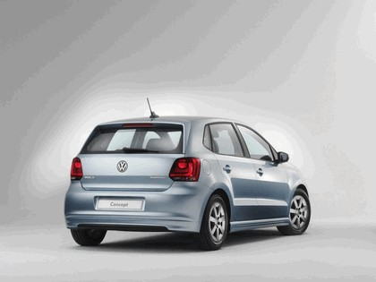 2009 Volkswagen Polo Bluemotion concept 2