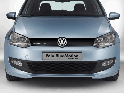 2009 Volkswagen Polo Bluemotion concept 3