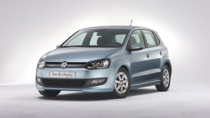 2009 Volkswagen Polo Bluemotion concept 5
