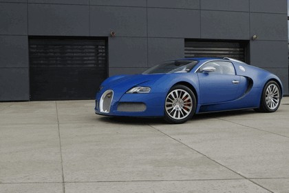 2009 Bugatti Veyron « Bleu Centenaire » ( Geneva 2009 ) 1
