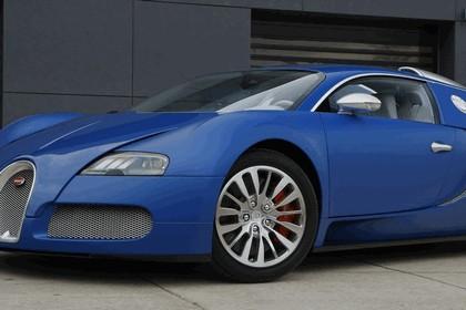 2009 Bugatti Veyron « Bleu Centenaire » ( Geneva 2009 ) 2