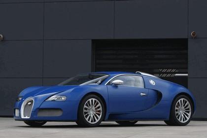 2009 Bugatti Veyron « Bleu Centenaire » ( Geneva 2009 ) 3
