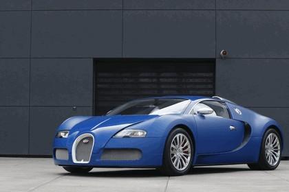 2009 Bugatti Veyron « Bleu Centenaire » ( Geneva 2009 ) 4