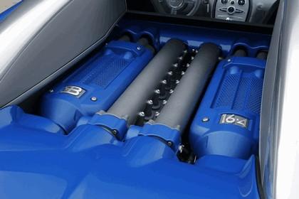 2009 Bugatti Veyron « Bleu Centenaire » ( Geneva 2009 ) 8