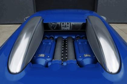 2009 Bugatti Veyron « Bleu Centenaire » ( Geneva 2009 ) 9