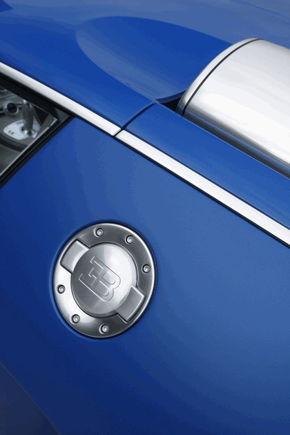 2009 Bugatti Veyron « Bleu Centenaire » ( Geneva 2009 ) 10