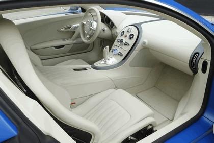 2009 Bugatti Veyron « Bleu Centenaire » ( Geneva 2009 ) 12