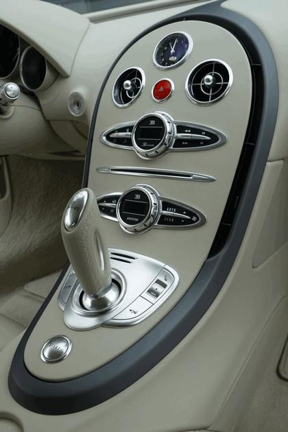 2009 Bugatti Veyron « Bleu Centenaire » ( Geneva 2009 ) 14
