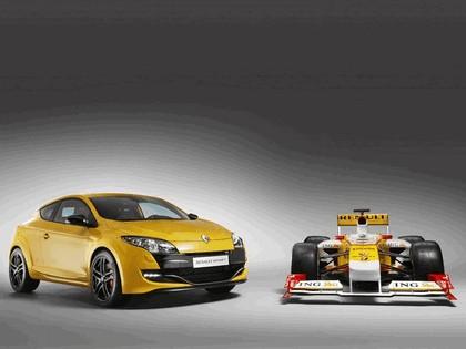 2009 Renault Megane RS 7