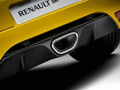 2009 Renault Megane RS 9