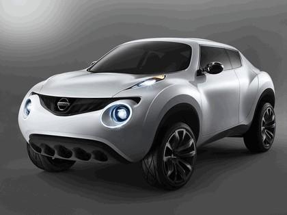 2009 Nissan Qazana concept 1