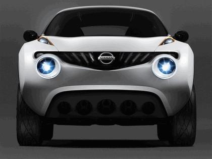 2009 Nissan Qazana concept 2