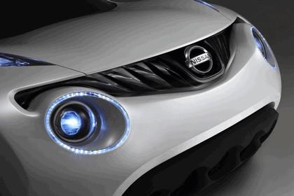 2009 Nissan Qazana concept 10