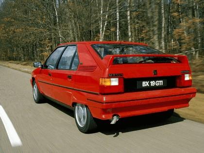 1989 Citroen BX 19 GTi 2