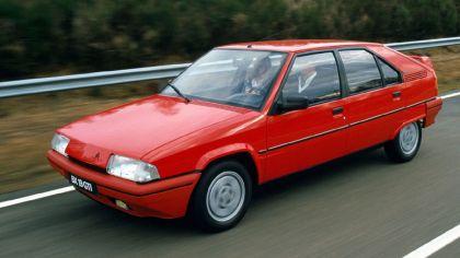 1989 Citroën BX 19 GTi 8
