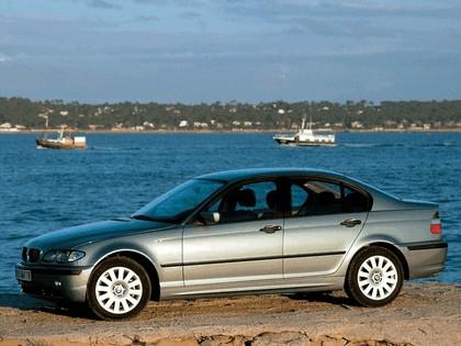 2001 BMW 320d ( E46 ) 4