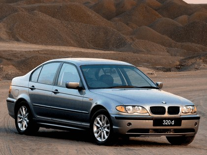 2001 BMW 320d ( E46 ) 7