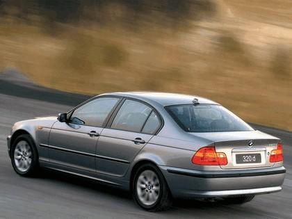 2001 BMW 320d ( E46 ) 10