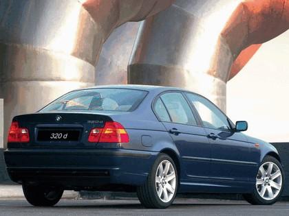 2001 BMW 320d ( E46 ) 12
