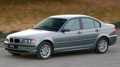 2001 BMW 320d ( E46 ) 6