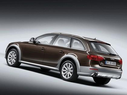 2009 Audi A4 Allroad quattro 4